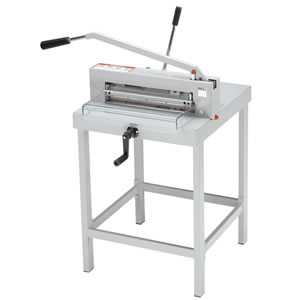 Massicot 4305 sur stand IDEAL