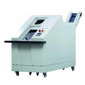destructeur de documents hsm hds 230 powerline coupe croisee 20 x 40 / 50 mm particules 1000 mm t 2 e 2 h 4 cle usb cd dvd disque dur